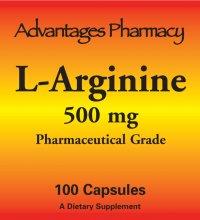 L-Arginine And Sildenafil Softgel Capsules